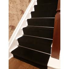Rug Runner For Stairs Black Carpet Runner For Stairs Video And Photos Madlonsbigbear Com