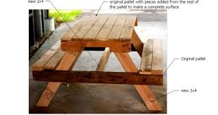 Free Picnic Table Plans 2x6 by 28 Free Picnic Table Plans 2x6 Picnic Table Plans Picnic