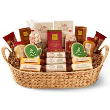 cheese gift baskets meat and cheese gift baskets hickory farms