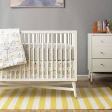 Simmons Convertible Crib by 20 High End Baby Furniture Finds