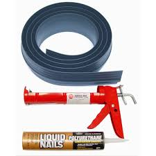 tsunami seal 10 ft gray garage door threshold kit 51010 the