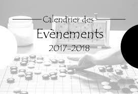 Calendrier Fdration Franaise De Calendrier Lra 2017 2018 Ligue Rhône Alpes De Go Jeu De Go