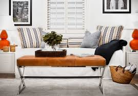 leather ottoman coffee table stylish u2013 ottoman coffee tables with