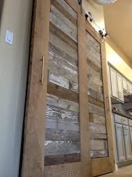 Wood Barn Doors by 30 Reclaimed Wood Barn Door Ideas That We Love Southern Vintage