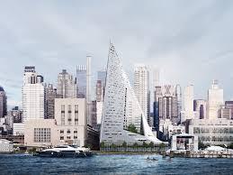 Home Design Show Nyc by A Look Inside Bjarke Ingels U0027 Via 57 West Business Insider