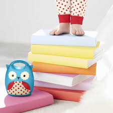 skip hop owl night light skip hop zoo take along nightlight owl buy at online4baby