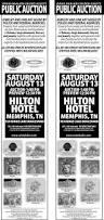 drug dealers seized assets public auction hilton hotel