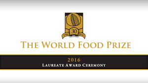 2016 world food prize iptv