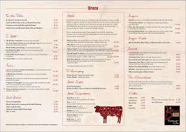butchers block menu audi yankees club menu 69 click here to