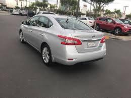 2013 used nissan sentra 4dr sedan i4 cvt sl at kearny mesa toyota
