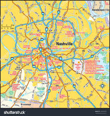 Antioch Tennessee Map by Image Gallery Nashville Map