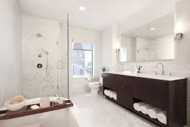 pegasus bathroom mirrors contemporary master bathroom with undermount sink handheld