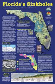 Map Of Hudson Florida by Why Do Sinkholes Form In Florida Geohazards