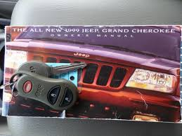 100 jeep grand cherokee 99 04 owner manual jeep wj grand