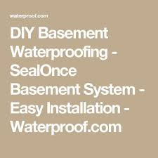 Basement Systems Of New York by Best 20 Basement Systems Ideas On Pinterest Storage Shelf With