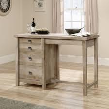 Sauder Orchard Hills Computer Desk With Hutch Carolina Oak by Sauder 415910 Cannery Bridge Lintel Oak Work Table