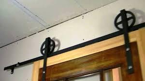 Barn Door Hardware Track System by Interior Sliding Barn Door Hardware Interior Barn Doors Designs