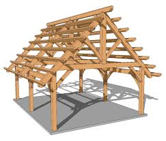 timber frame garage plans timber frame homes a frame house plans 18x24 timber frame plan