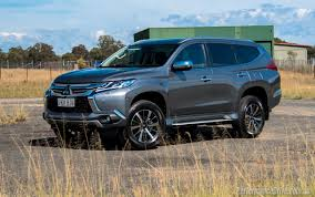 mitsubishi pajero 2018 mitsubishi pajero sport news reviews msrp ratings with