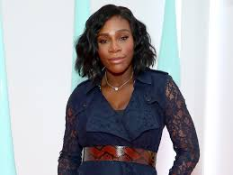 hair style giving birth serena williams says she is lucky to have survived giving birth