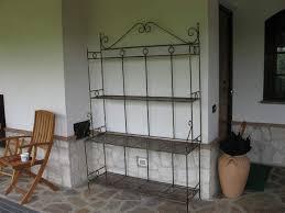 etagere ferro battuto mobiletto etagere libreria portavasi in a velletri kijiji