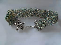 free beaded bracelet pattern images Free seed bead bracelet patterns fish bracelet beachy bracelet jpg