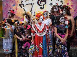Dia De Los Muertos Costumes Photograph The World From Your Neighborhood U2013 Atmtx Photo Blog