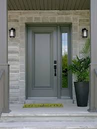 Steel Exterior Entry Doors Steel Entry Doors With Sidelights And Doors And More Doors