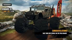monster hummer asphalt xtreme new monster truck hummer h1 claming weekend
