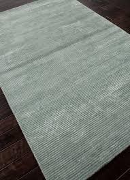 luxury classic wool silk rug sea foam green