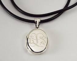 custom engraved lockets custom engraved locket personalized sterling silver heart