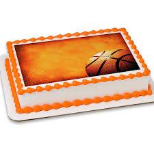 basketball party supplies basketball background edible cake icing party supplies canada
