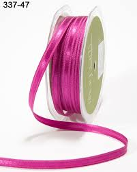 4 inch satin ribbon 1 4 inch satin ribbon w center band may arts wholesale ribbon