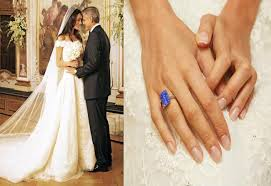 engagement rings sapphires images 11 celebrity engagement rings reinvented with sapphires jpg