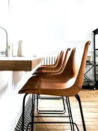 chaise de cuisine bois chaise cuisine couleur chaise de cuisine moderne couleur marron