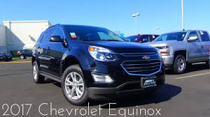 chevrolet equinox 2017 chevrolet equinox lt 2 4 l 4 cylinder review youtube