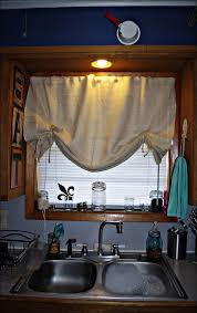 Kitchen Valances And Tiers by Kitchen Country Style Kitchen Curtains Striped Valances Curtain