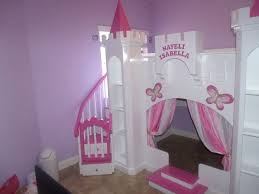 Princess Bunk Bed With Slide Princess Loft Bed With Slide Rool Loft Bed Design Princess