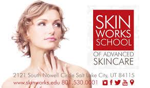 makeup school in utah skinworks school of advanced skincare utah women s networking