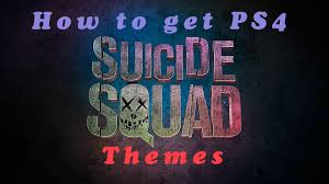 ps4 themes harley quinn ps4 theme suicide squad free dynamic theme video in 60fps youtube