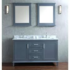 84 Double Sink Bathroom Vanity by Vanities Double Sink Vanity With Makeup Area Double Sink Vanity