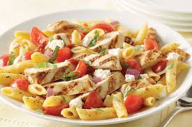 chicken pasta salad bistro chicken pasta salad recipe kraft canada