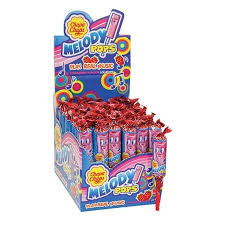 chupa chup chupa chup melody pop novelty pops popular candy lollipops