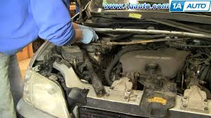 how to install replace windshield wiper motor chevy venture