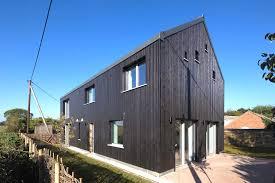 passivhaus inhabitat green design innovation architecture barn inspired passivhaus home costs virtually nothing to run