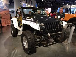 sema jeep yj stubby front still raw steel my slow jeep build pinterest jeeps