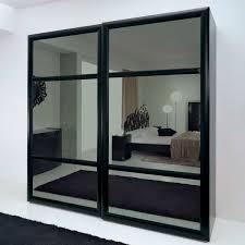 Wood Sliding Closet Door by Frosted Glass Sliding Wardrobe Doors Gallery Glass Door