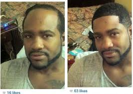 men hair weave pictures where is the line between trying to look your best and false