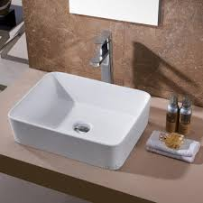 how to make your own bathroom vanity using a vessel sink