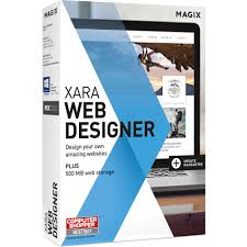 web designer magix magix entertainment xara web designer boxed anr006410box t b h